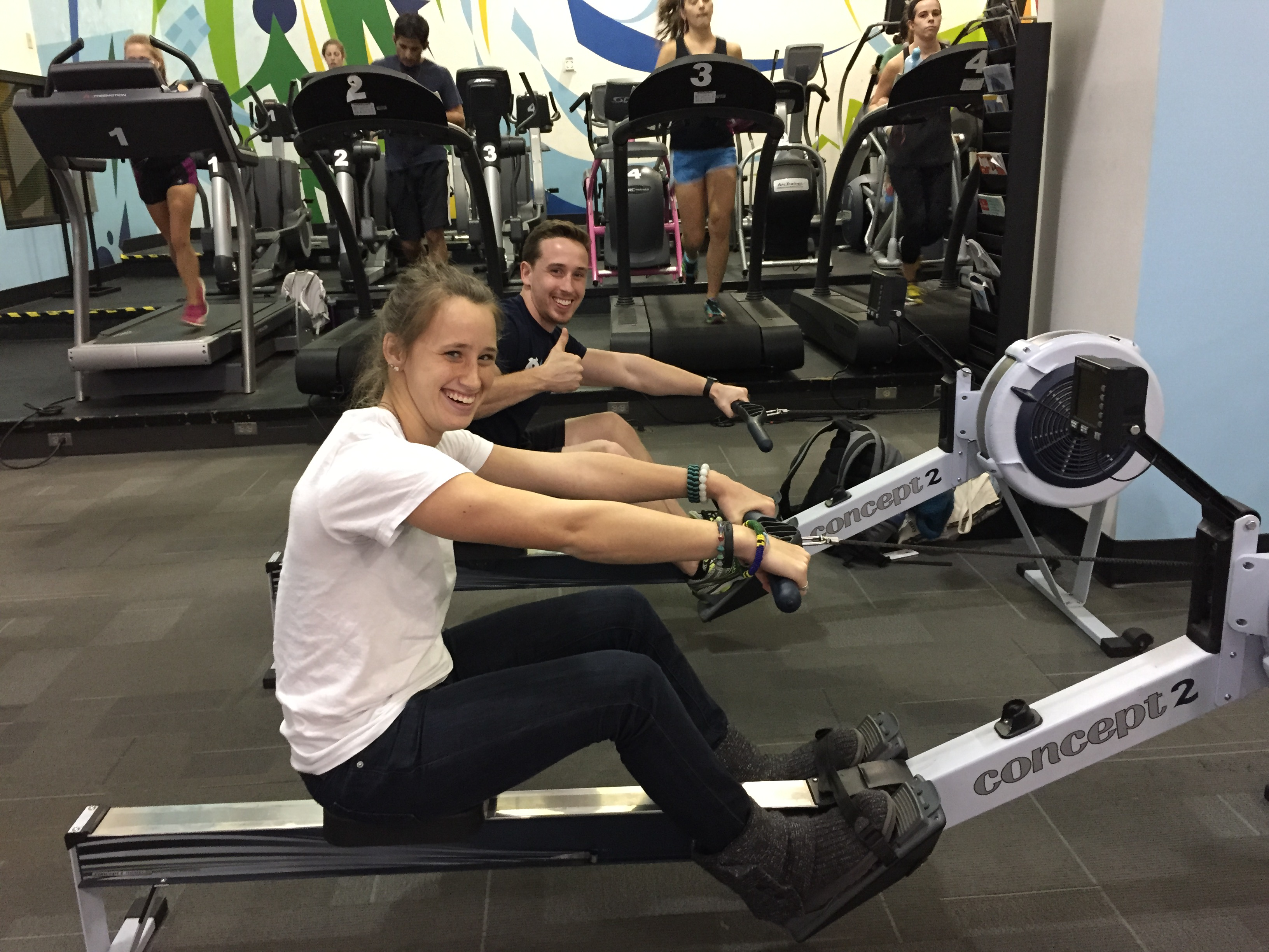 WORKOUT WEDNESDAY: How to Properly Use an Indoor Rowing ...